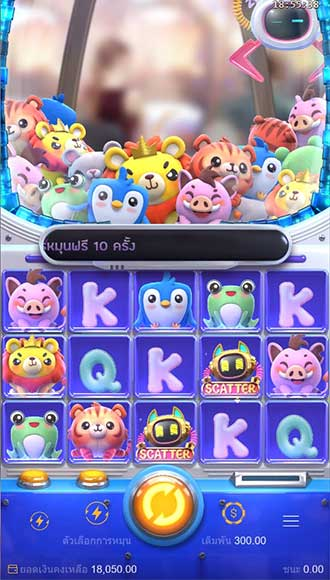 autoslot-pg-slot-PLUSHIE-FRENZY-พูชชี่-เฟรนซี่-Reel-Respin-Feature